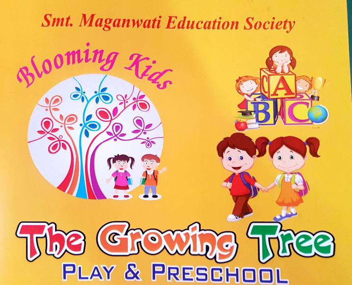 Blooming Kids The Growing Tree
